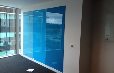 Blue Glass WallPanels